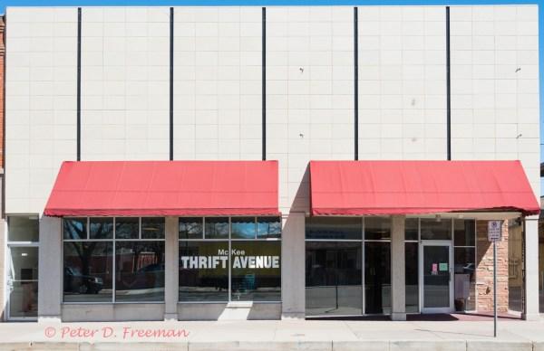 Thrift Avenue