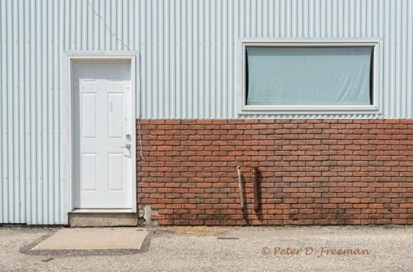 Brick Façade