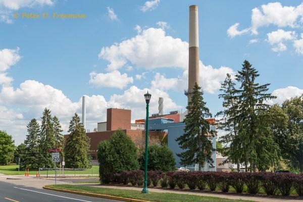 St Paul Campus Power Plant