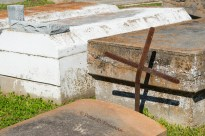 The Old Rusted Cross