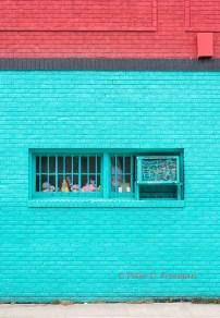 Thrift Shop Window