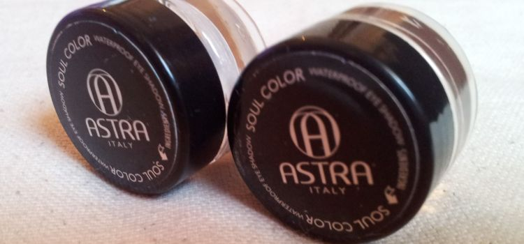 Review + swatch – Soul Color Astra #01 – #03