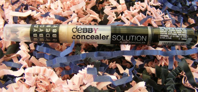 *Review* Debby Concealer Solution