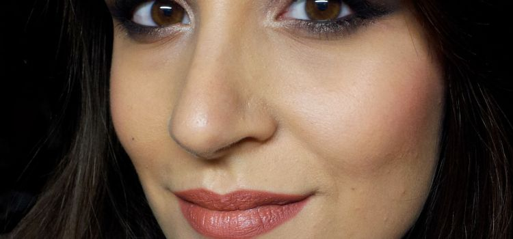 I look delle feste – Christmas make-up look #1