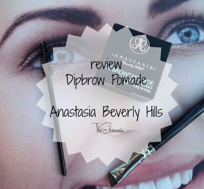 review dipbrow pomade ABH