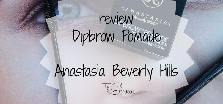 Review: Dipbrow pomade #dark brow – ABH