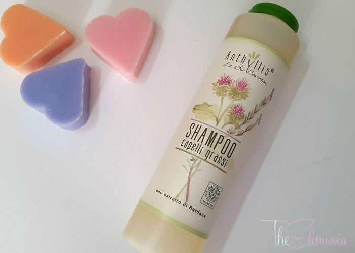 shampoo capelli grassi anthyllis