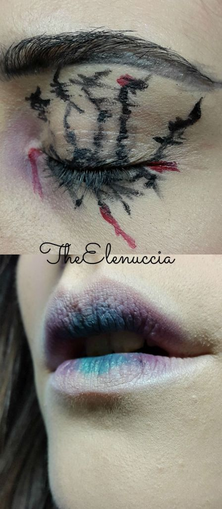 makeup invidia envy