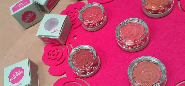 Preview | Blush Garden – Neve Cosmetics