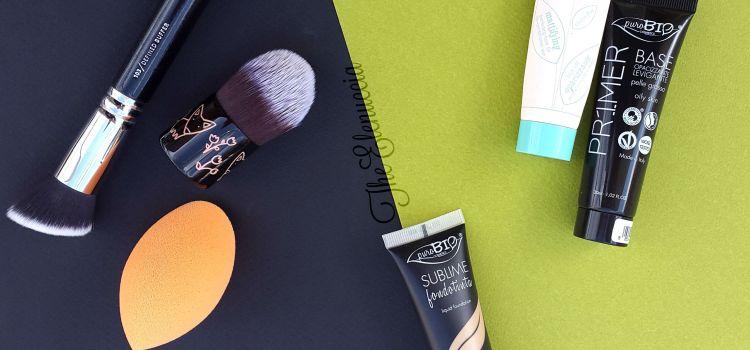 Review: Sublime Fondotinta + Pr1mer | Purobio Cosmetics