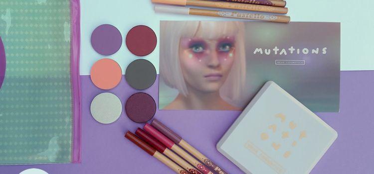 Mutations Neve Cosmetics – Foto e swatches