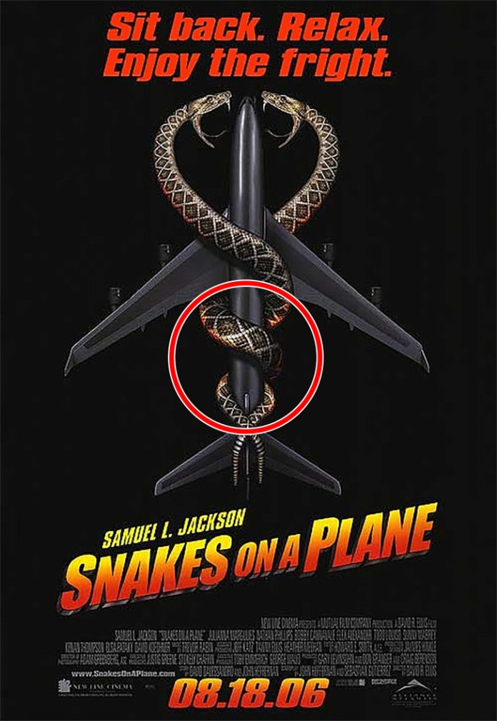 20+ Movie Poster Blunders That Got More Attention Than the Films Themselves