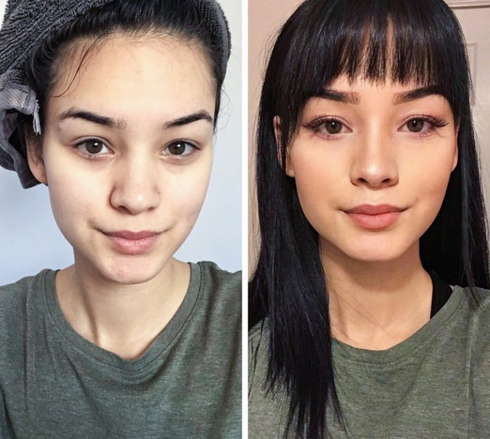 20+ Ordinary Girls Proved You Don't Need to Be an Artist to Do Cool Makeup
