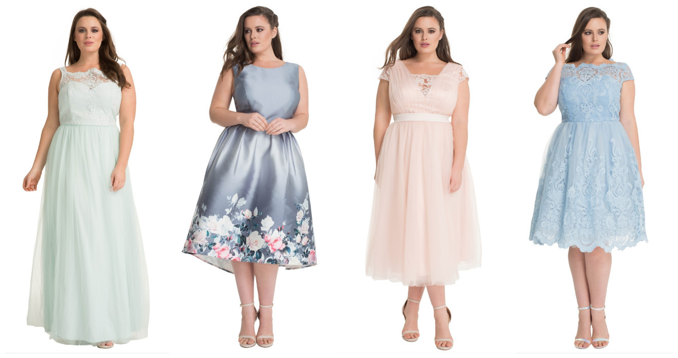 The Best Places To Buy Plus Size Bridesmaid Dresses
