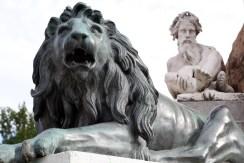 Madrid_Statues