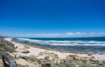 Coast by Kalbarri town