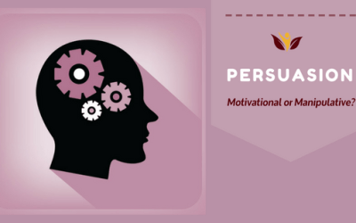 4 Methods of Persuasion