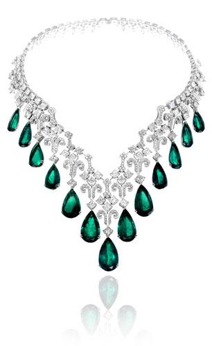 Chopard Best Oriental Design Jewellery Piece