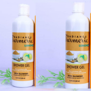 Radiance Tumeric Shower Gel