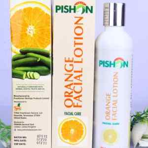 Orange Facial Glow Lotion