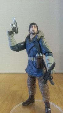 Front, alternate blaster and hat removed