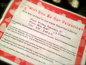 Valentines Day for How To Get Fired As A Room Mom Post June 2013