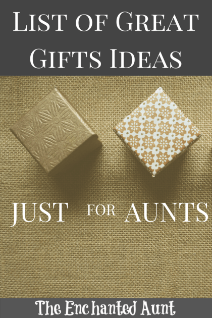gifts for aunts list of favorite gifts branded just for aunts for