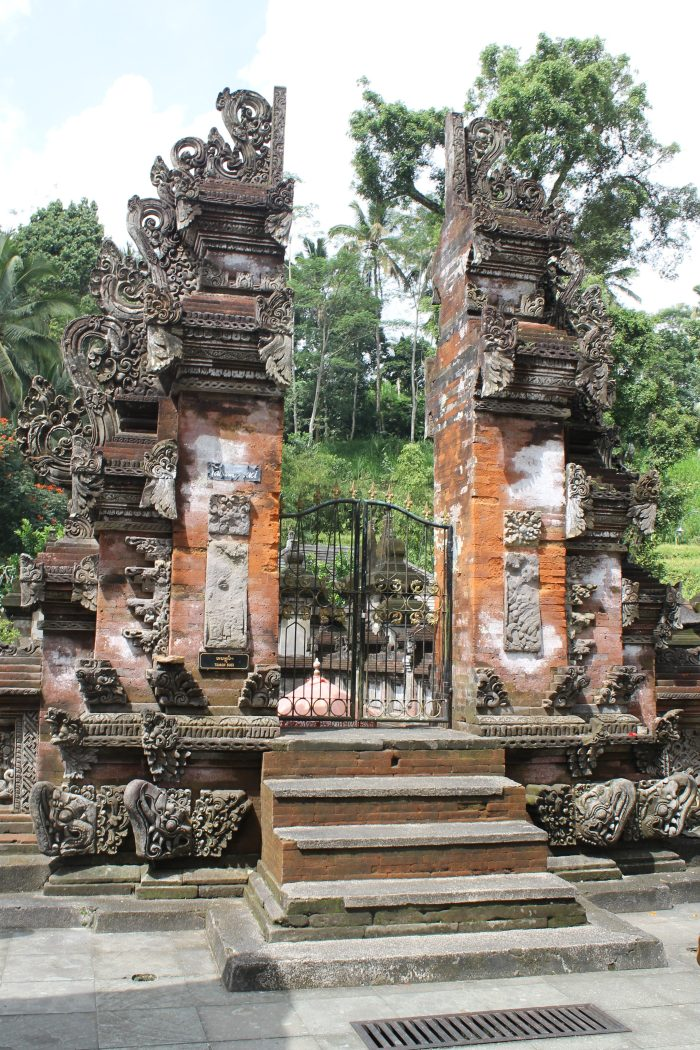 tirta empul holy water temple Bali