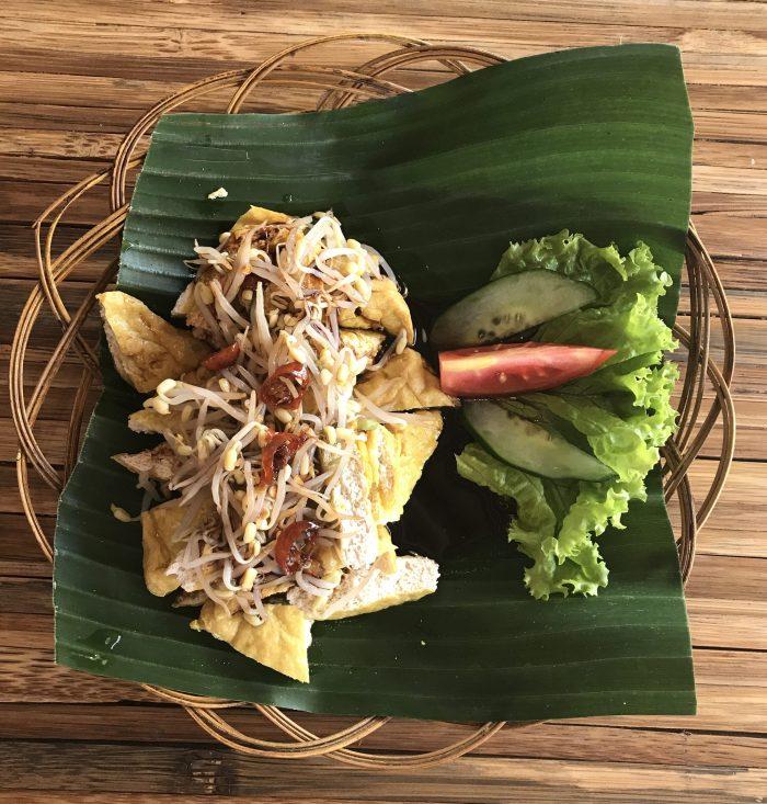 warung vegan food Bali