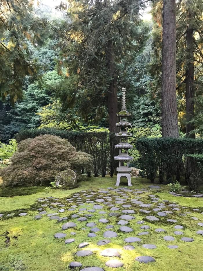 Portland Japanese Garden TheEnchantedGypsy.com