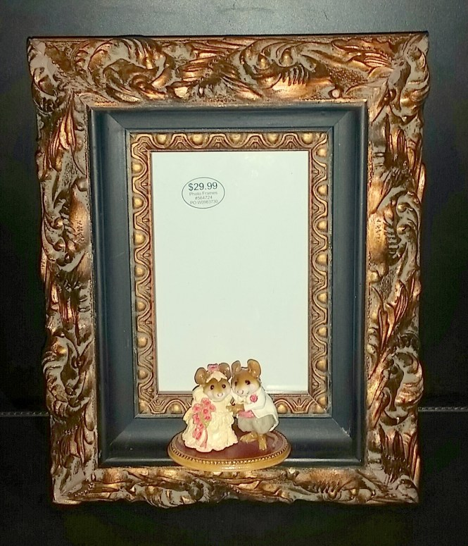 How To Frame A Wedding Invitation The Enchanted Manor