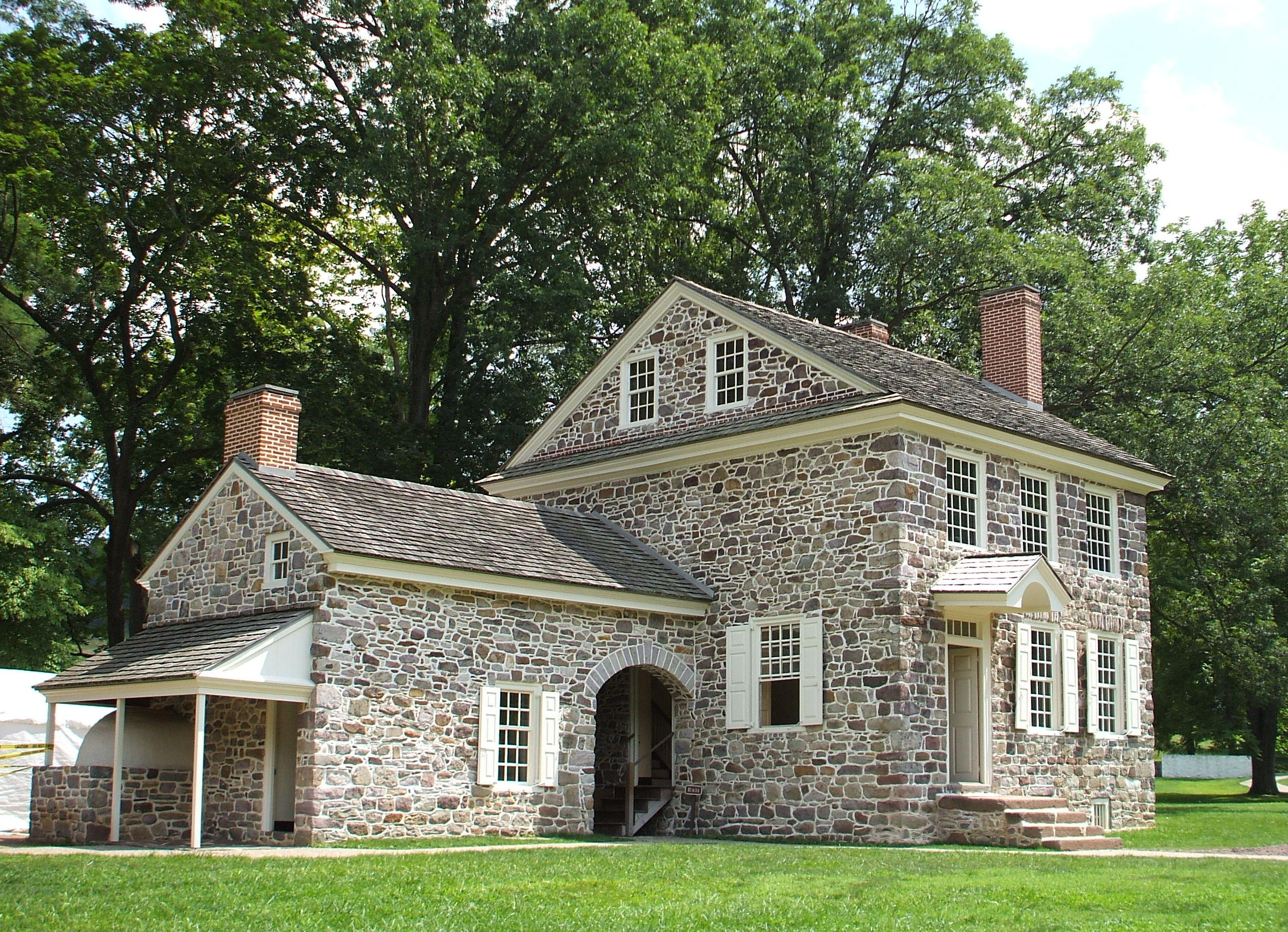 Sol R S Cabins At Valley Forge