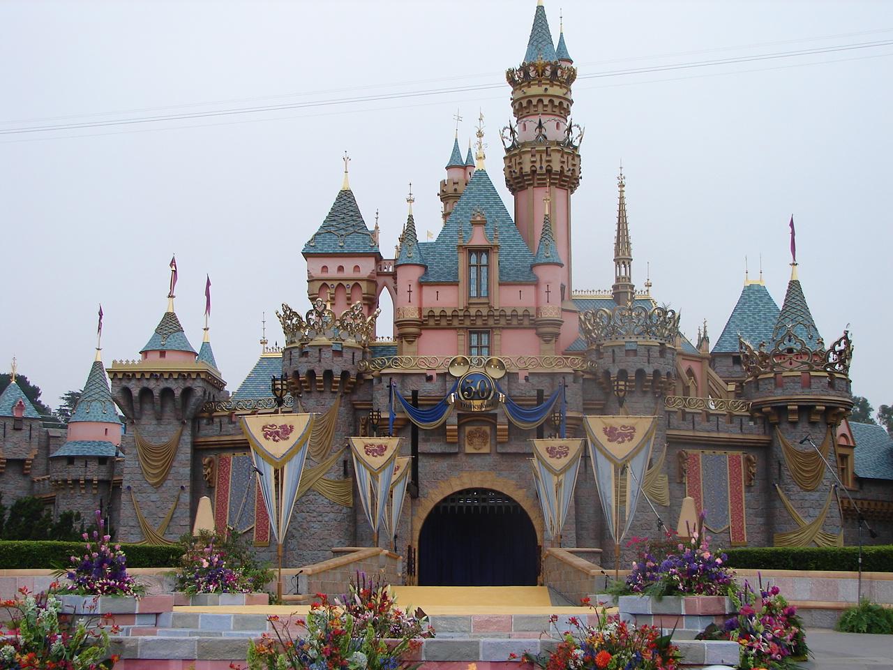 Disneyland Park, Walt Disney