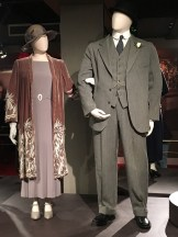 Downton Abbey The Exhibition Dresses and Wedding Gown
