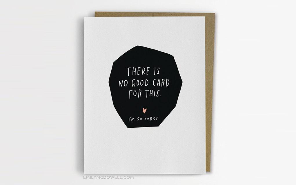 Cancer Survivor Designed These Empathy Greeting Cards
