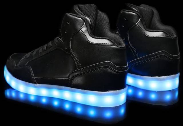 Led Light Shoes Kid