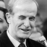 President Hafez al-Assad In 1990