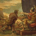Alexander_the_Great_Refuses_to_Take_Water