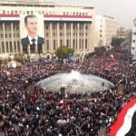 bashar-al-assad-damascus-rally
