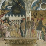 The Court of the Gonzaga family.