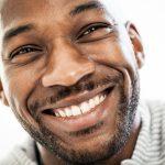 Joyful Black Man