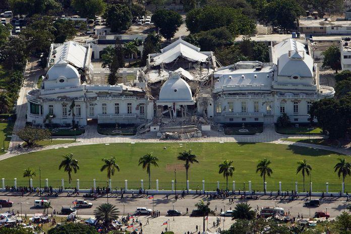 history of haiti 2010 earthquake