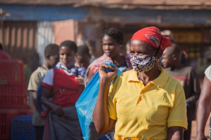 africa pandemic update