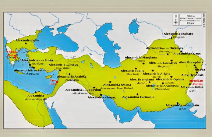 alexander the great afghanistan graveyard of empires
