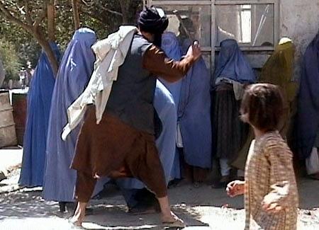history of the taliban