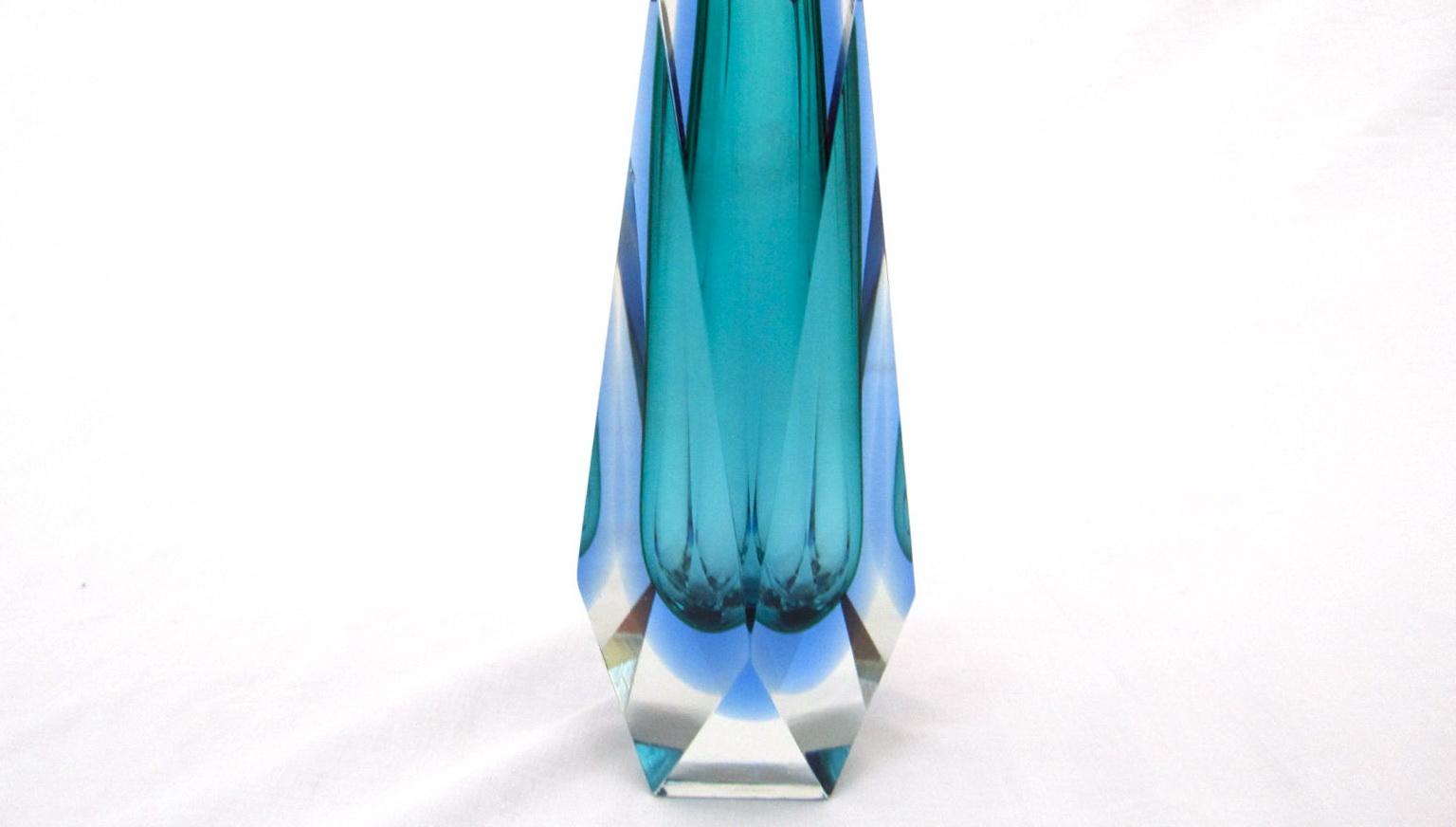 Art Glass Vases Ebay