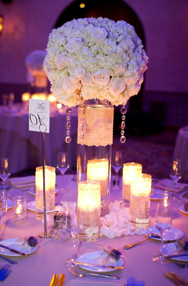 Cylinder Glass Vases For Centerpieces