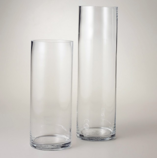 Cylinder Glass Vases In Bulk