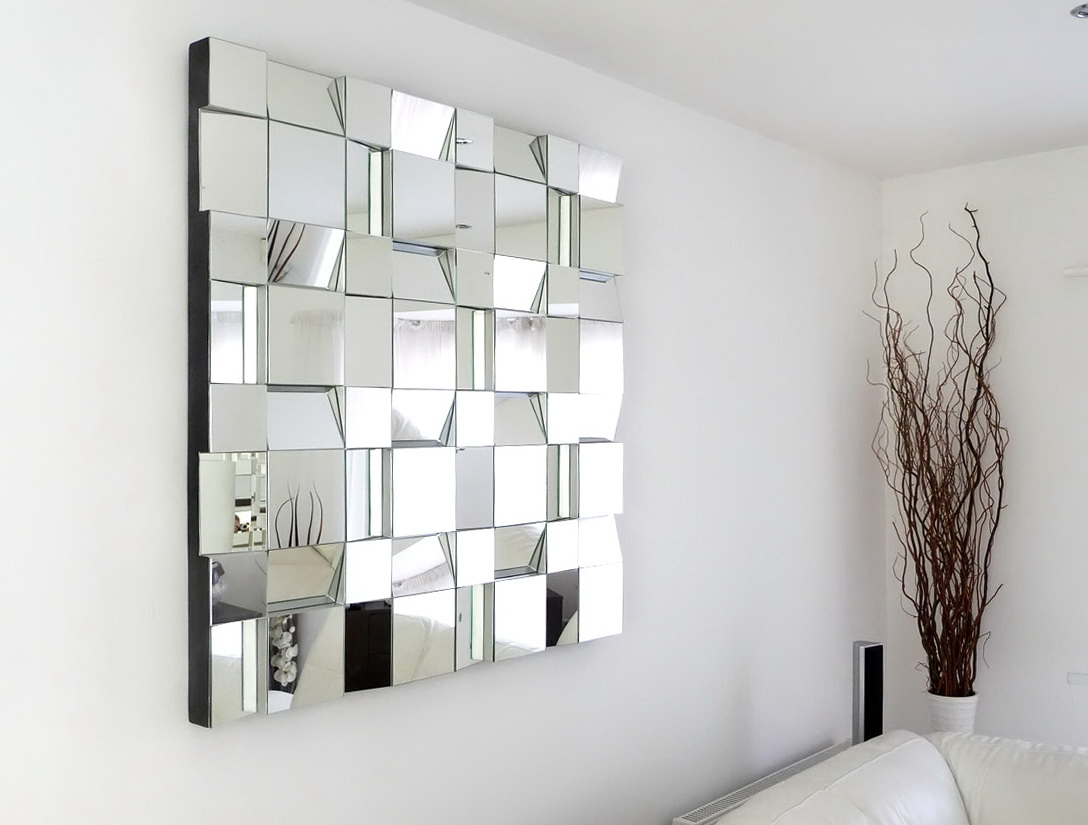 Decorative Wall Mirrors Uk