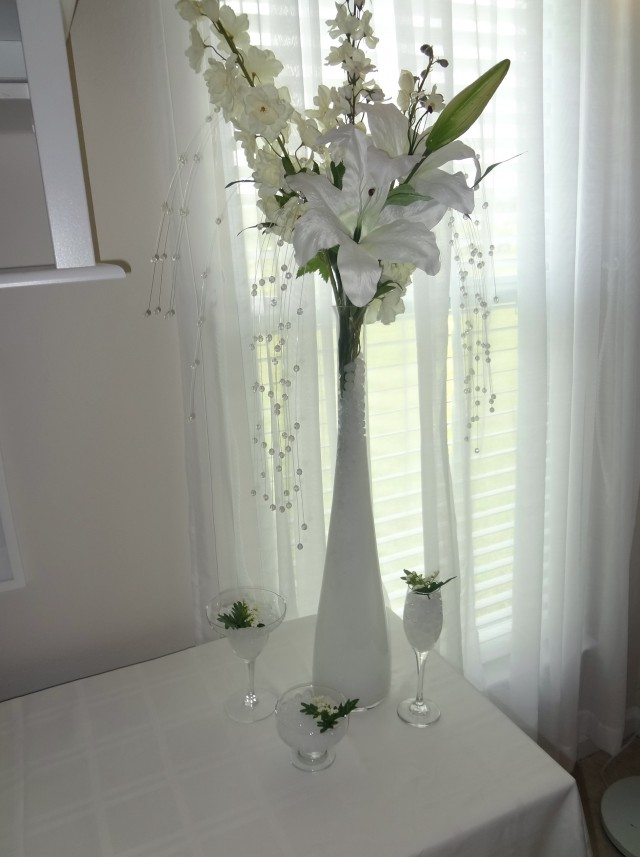 Eiffel Tower Vases 24 Inch